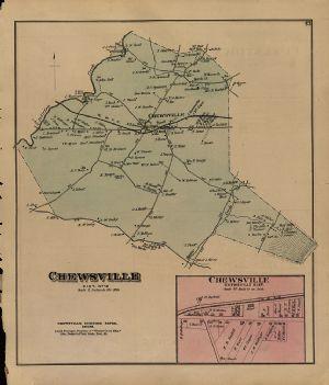 Chewsville - District No. 18
