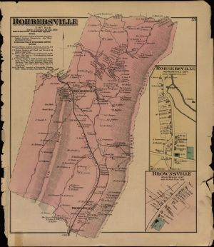 Rohrersville and Brownsville
