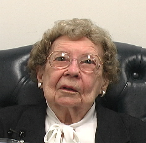 Reba Williams - Fairchild Aircraft, Hagerstown