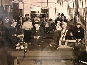 Miriam Shipley, Pensacola Naval Air Station, Florida.