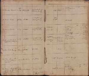 Gaol Docket page 45